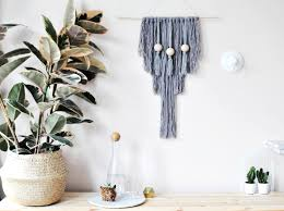 make the most of your spare room with this diy wall hanging wild