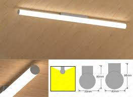 Led Surface Mount Light Fixture 24w36w48w Surface Mount Linear Led Luminaire Ceiling Light