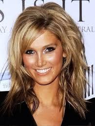 medium length concave hairstyles shoulder length hairstyles for fine hair with layers medium length