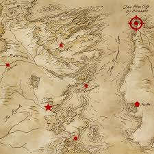 Map Of Essos Kings Landing Archives Fantastic Maps