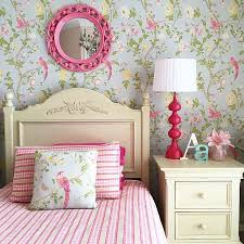 Best  Girls Bedroom Wallpaper Ideas On Pinterest Little Girl - Ideas for bedroom wallpaper