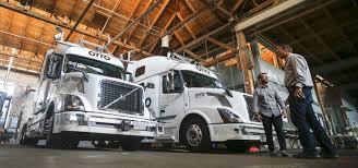 volvo trucks jobs robots could replace 1 7 million american truckers in the next