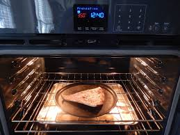 Toaster Oven Reheat Pizza Reheating A Leftover Slice Of Great New York Style Pizza The