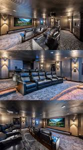 Custom Home Theater Seating 811 Best Ultimate Home Theater Designs Images On Pinterest Home
