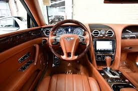 bentley steering wheel 2014 bentley flying spur w12 original msrp 227 400 multimedia