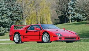 f40 for sale price for sale iacocca s 1991 f40 gtspirit