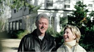 the clintons wrote the book on how politicians climb out of middle