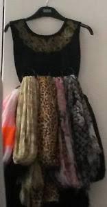 avon dress shaped scarf hanger holder organizer closet 9 rings in