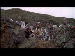 monty python the holy grail the killer bunny youtube