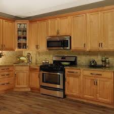 kitchen color ideas with brown paint color on small kitchen with