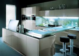 hochglanz küche inselküche integra hg in hochglanz grau