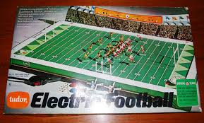 electronic table football game electronic football games of the 80 s the inventor of that