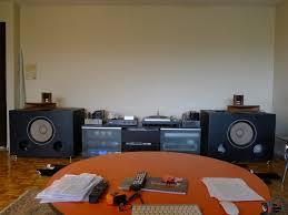 Studio Monitor Desk by Fostex Ls3 Studio Monitor Speakers Photo 759388 Us Audio Mart