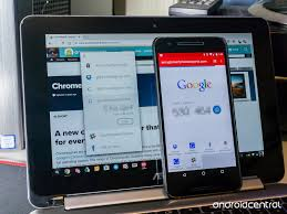 chromebook apps android central