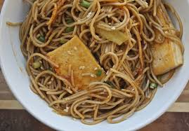 sparrows u0026 spatulas cold soba noodle salad with ginger sesame