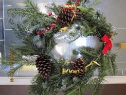 live christmas wreaths green handmade christmas wreath