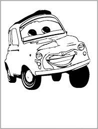 cartoon cars coloring pages 100 cars2 coloring pages mama topolino cars 2 pinterest