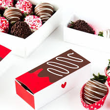 gift boxes for chocolate covered strawberries chocolate covered strawberry s day gift boxes by design