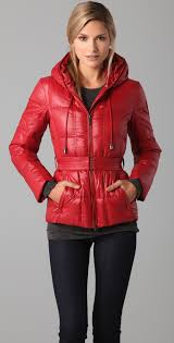 add down shiny puffer jacket shopbop