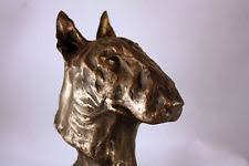 metal bull terrier ornaments figurines ebay
