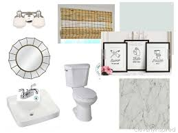 small beach house bathroom cleverly inspired