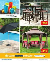 Walmart Bbq Canopy by Walmart Patio Bbq U0026 Accessories Flyer March 31 To April 13