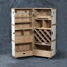 Trunk Bar Cabinet Industrial Loft Reclaimed Teak Trunk Bar Cabinet Industrial Loft