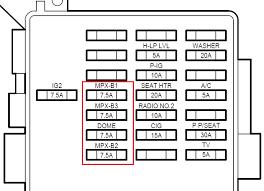 hyundai santa fe fuse diagram 2002 lexus rx 300 fuse box diagram estrategys co