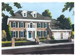 federal house plans cheerful 3 adam federal cottage house plans eplans home array
