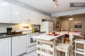 pallet kitchen island u2022 1001 pallets