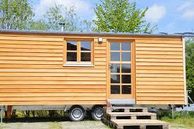 Mobiles Eigenheim Kaufen Tiny Houses Mini Haus Auf Rädern Holzbau Pletz