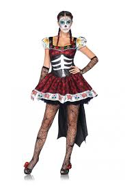 dia de los muertos costumes 2 pc dia de los muertos costume amiclubwear costume
