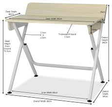 Computer Desk Depth Desk Width Paso Evolist Co