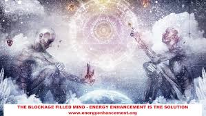 the energy blockage filled mind machine the alchemization and