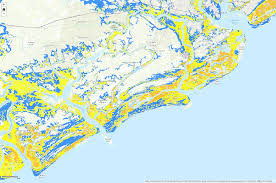 Storm Map National Hurricane Center Releases Storm Surge Risk Map The
