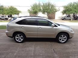 2008 lexus rx 350 engine for sale 2008 lexus rx 350 for sale in houston tx stock 14616