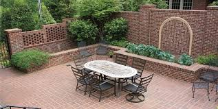 brick for patio brick patio ideas landscaping network