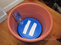 bucolic bushwick diy self watering planter how to convert a