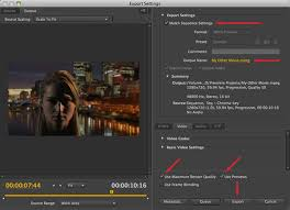 export adobe premiere best quality convert high definition to standard definition video larry jordan