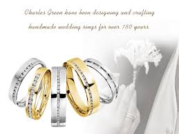 charles green wedding rings the most important day of your c w sellors