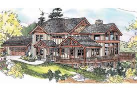 Craftsman Home Plan by Craftsman House Plans Stratford 30 615 Associated Designs