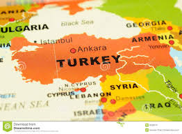 Map Of Turkey And Syria by Turkey Map Stock Photos Images U0026 Pictures 816 Images