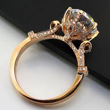aliexpress buy 2ct brilliant simulate diamond men antique 2ct cut synthetic diamonds ring solid 925 sterling