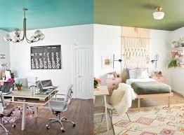 repeindre une chambre en 2 couleurs conseils peinture chambre deux couleurs conseil couleur de peinture