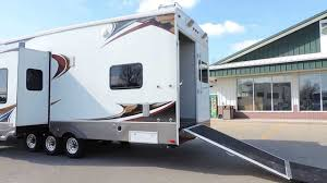 Keystone Trailers Floor Plans by Very Cool Floor Plan 37 U0027 2008 Keystone Raptor Rp3600 3 Slides Only