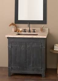 Bathroom Vanity With Farmhouse Sink by Farmhouse Apron Sink Bathroom Vanity Mitrani Double Bowl Apron
