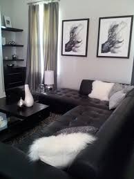 small modern living room small modern space in black and white modern living room other