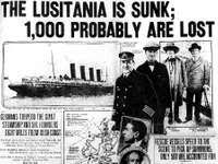 sinking of the lusitania lusitania history sinking facts significance britannica com
