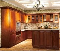 Rubberwood Kitchen Cabinets Online Buy Wholesale Wood Kitchen Cabinets From China Wood Kitchen