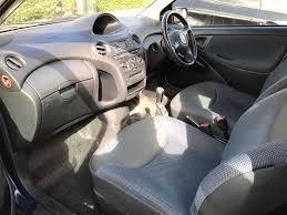 2004 toyota yaris 3door hatchback manual 1 l petrol in crewe